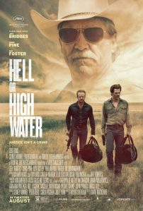 Hell or High Water-poster