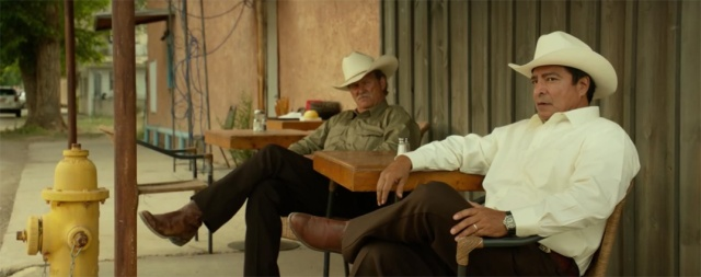Hell or High Water-Rangers sitting