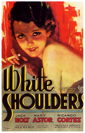 white-shoulders-1931-poster