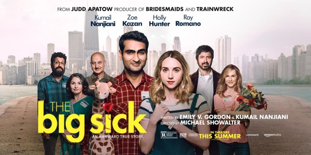 Image result for the big sick poster