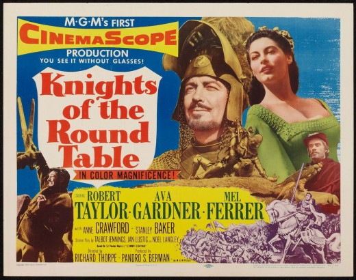 Films etc films tv everything else for 10 knights of the round table