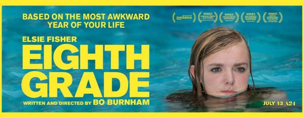 Image result for eighth grade film poster